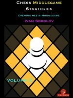 Ivan Sokolov – Chess Middlegame Strategies, Vol. 2