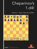 Ivan Cheparinov – Cheparinov's 1.d4! – Vol.1 – King's Indian & Grünfeld