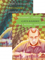 Gata Kamsky – Chess Gamer, Volume 1 & 2 (bundle)