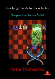 Read more about the article Peter Prohaszka – Your Jungle Guide to Chess Tactics: Sharpen Your Tactical Skills