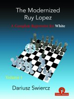 The Modernized Ruy Lopez – Volume 1 – A Complete Repertoire for White