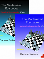 The Modernized Ruy Lopez for White – Volume 1 & 2 (bundle)