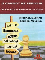 U Cannot Be Serious – Avant-Garde Strategy in Chess