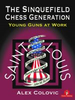 The Sinquefield Chess Generation – Young Guns at Work!